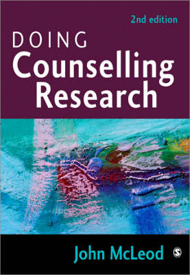 Doing Counselling Research (Paperback)