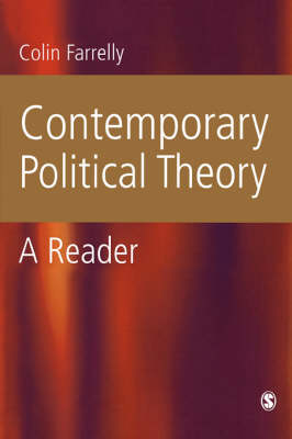 Contemporary Political Theory: A Reader (Paperback)