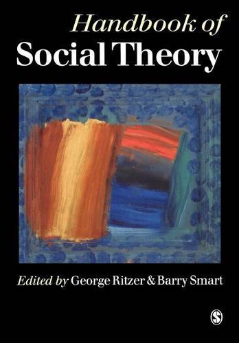 Handbook of Social Theory (Paperback)
