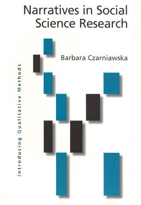 Narratives in Social Science Research - Introducing Qualitative Methods Series (Paperback)