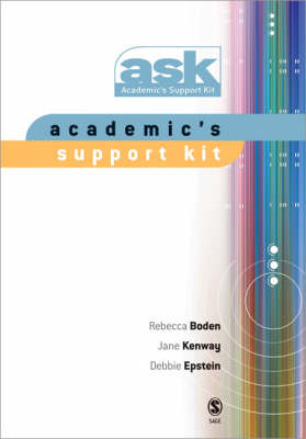 Academic's Support Kit - The Academic's Support Kit (Hardback)