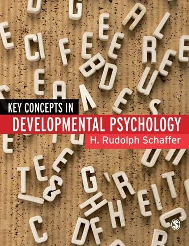 Key Concepts in Developmental Psychology (Hardback)