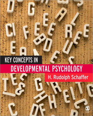 Key Concepts in Developmental Psychology (Paperback)