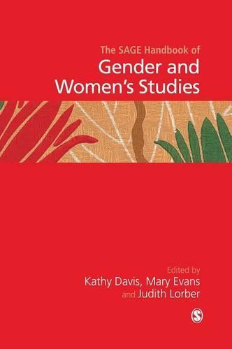 Handbook of Gender and Women's Studies (Hardback)