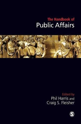 Handbook of Public Affairs (Hardback)
