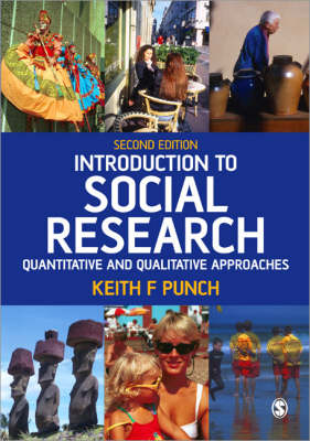 Introduction to Social Research: Quantitative and Qualitative Approaches - Essential Resource Books for Social Research (Paperback)