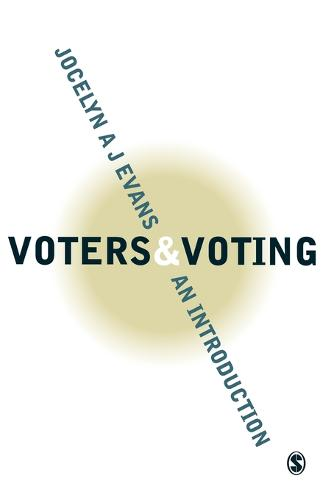 Voters and Voting: An Introduction (Paperback)