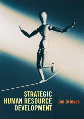Strategic Human Resource Development (Paperback)