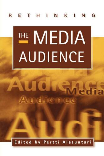 Rethinking the Media Audience: The New Agenda (Paperback)