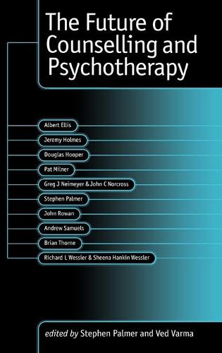 The Future of Counselling and Psychotherapy (Hardback)