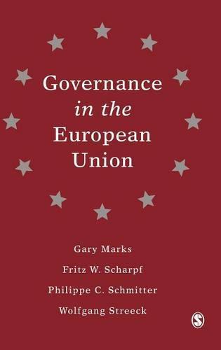 Governance in the European Union (Hardback)
