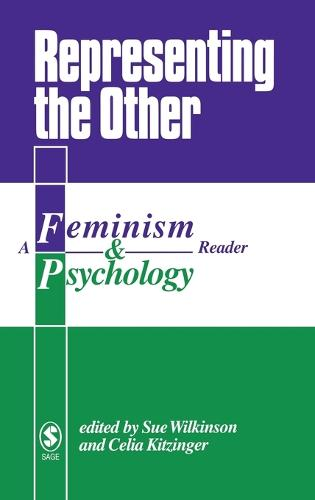 Representing the Other: A Feminism & Psychology Reader (Hardback)