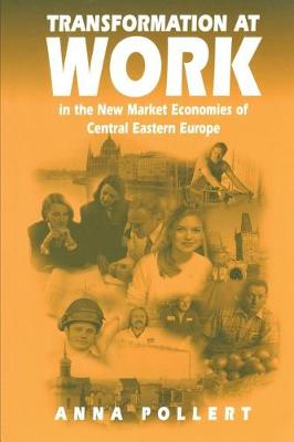Transformation at Work: In the New Market Economies of Central Eastern Europe - Industrial Management series (Paperback)