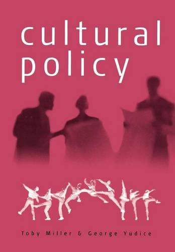 Cultural Policy (Paperback)