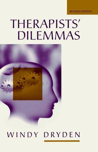 Therapists' Dilemmas (Hardback)