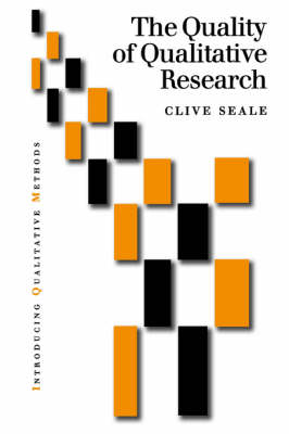The Quality of Qualitative Research - Introducing Qualitative Methods Series (Paperback)