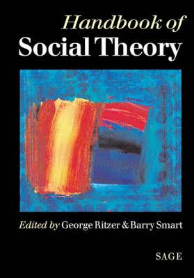 Handbook of Social Theory (Hardback)