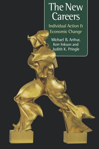 The New Careers: Individual Action and Economic Change (Paperback)