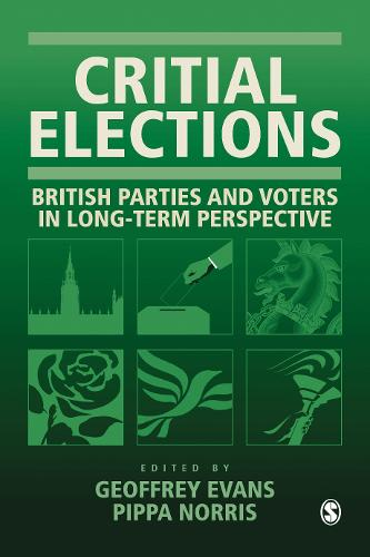 Critical Elections: British Parties and Voters in Long-term Perspective (Hardback)