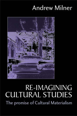Re-imagining Cultural Studies: The Promise of Cultural Materialism (Hardback)