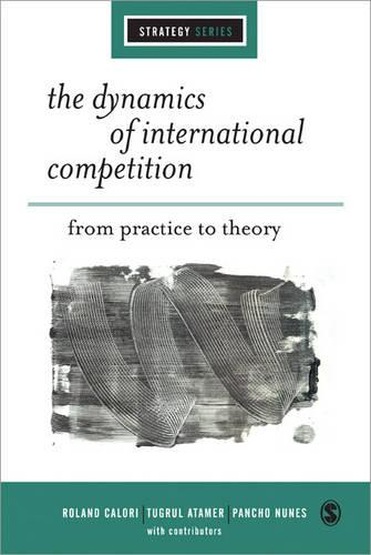 the dynamics of competition