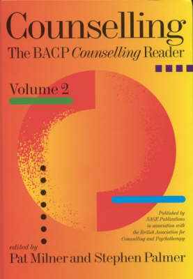 Counselling: The BACP Counselling Reader (Hardback)