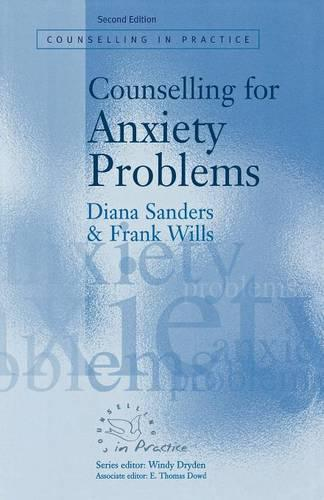 Counselling for Anxiety Problems - Therapy in Practice (Paperback)
