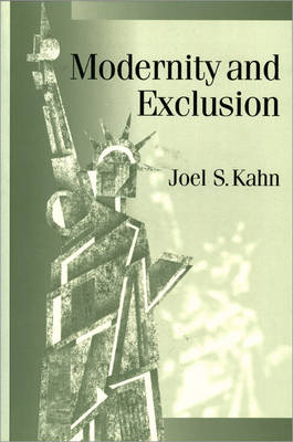 Modernity and Exclusion - Published in association with Theory, Culture & Society (Paperback)