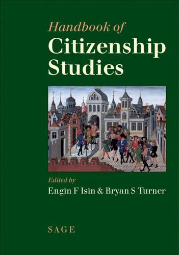 Handbook of Citizenship Studies (Hardback)