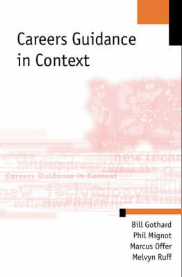 Careers Guidance in Context (Hardback)