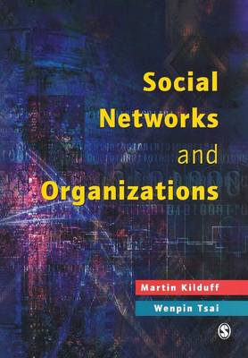 Social Networks and Organizations (Paperback)