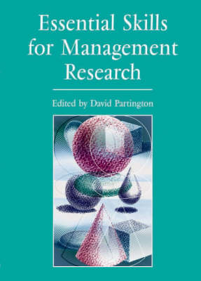 Essential Skills for Management Research (Hardback)