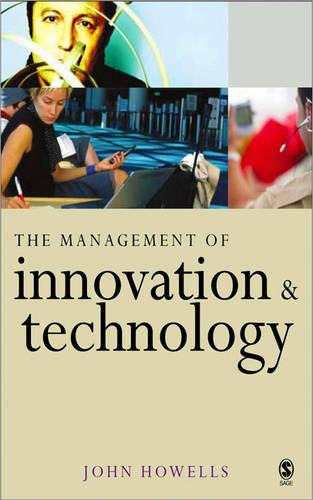 The Management of Innovation and Technology: The Shaping of Technology and Institutions of the Market Economy (Paperback)