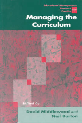 Managing the Curriculum - Centre for Educational Leadership and Management (Hardback)