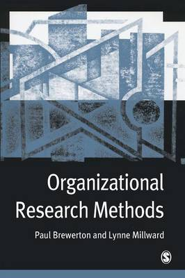Organizational Research Methods: A Guide for Students and Researchers (Paperback)