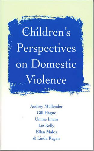 Children's Perspectives on Domestic Violence (Paperback)