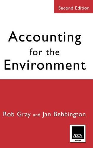 Accounting for the Environment (Hardback)