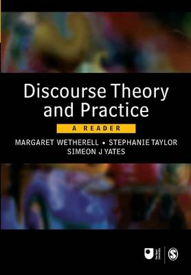 Discourse Theory and Practice: A Reader - Published in Association with The Open University (Paperback)