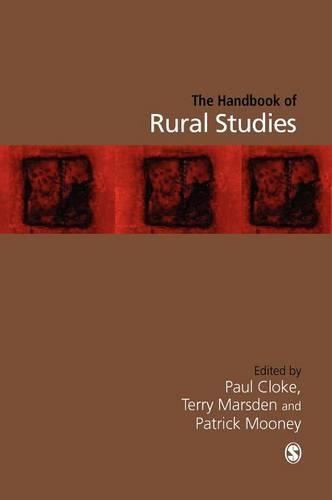 Handbook of Rural Studies (Hardback)