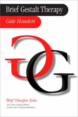 Brief Gestalt Therapy - Brief Therapies series (Paperback)