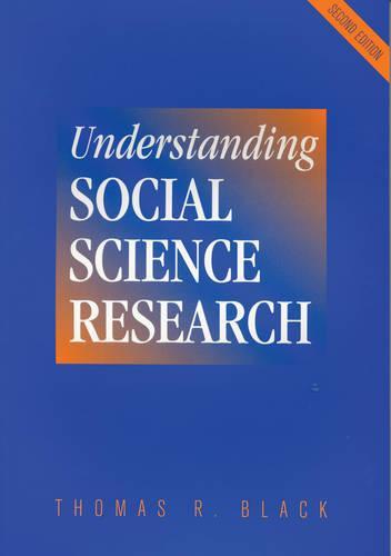 Understanding Social Science Research (Paperback)