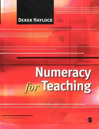 Numeracy for Teaching (Paperback)