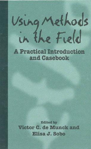 Using Methods in the Field: A Practical Introduction and Casebook (Hardback)
