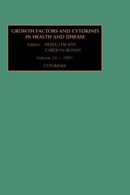 Cytokines, Part A (Hardback)
