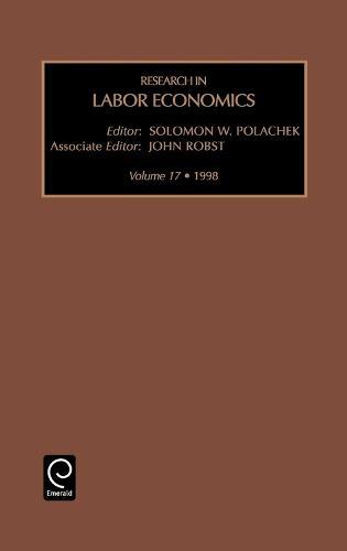 Research in Labor Economics - Research in Labor Economics 17 (Hardback)