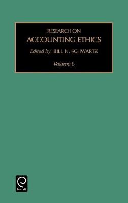 Research on Accounting Ethics - Research on Accounting Ethics 8 (Hardback)