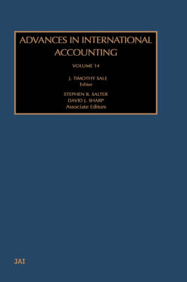 Advances in International Accounting: Volume 14 - Advances in International Accounting (Hardback)