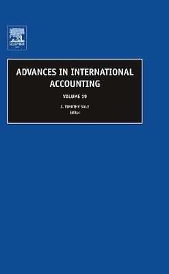 Advances in International Accounting: Volume 19 - Advances in International Accounting (Hardback)