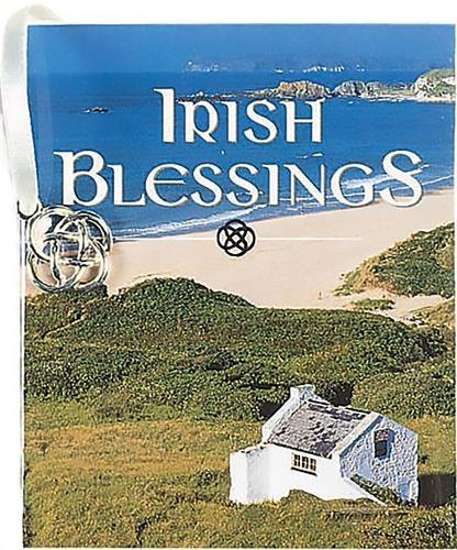 Irish Blessings (Hardback)