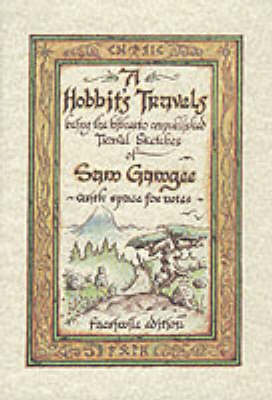 Hobbit's Travels: J.R.R. Tolkien Lord of the Rings (Paperback)